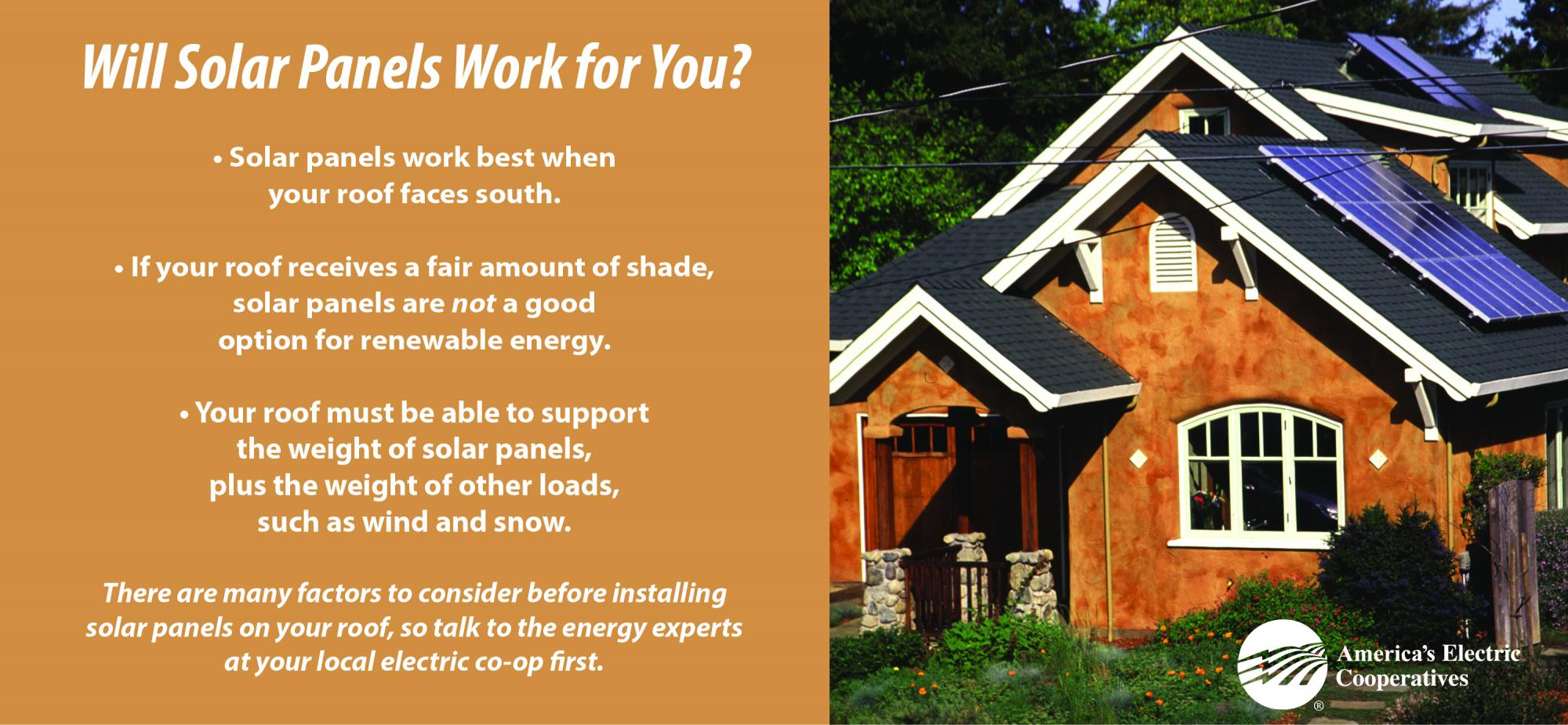 Will Solar Power Work For You?