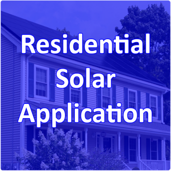 Residential Solar Application