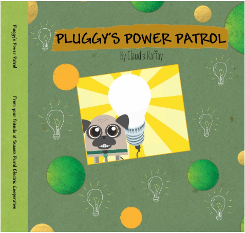 Pluggy's Power Patrol - A Beginner's Guide to Electric Safety